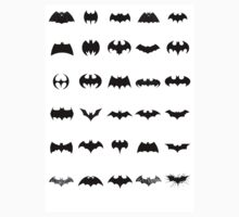 Evolution of the Bat Kids Clothes