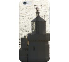 St. Catherine's Lighthouse iPhone Case/Skin