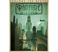 Bioshock Infinite: Rapture Poster Photographic Print