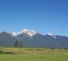Rocky Moutains in Montana by boondockbabe01