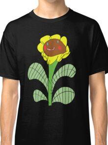 RTD0004C - Happy Flower - Colour Classic T-Shirt