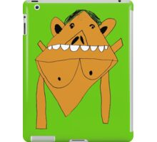 RTD0005C - Naked Monkey - Colour iPad Case/Skin