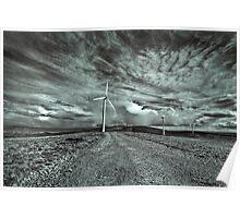 Windmill Road Poster