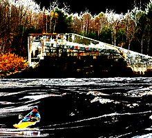 Dam Wave  by telosrock