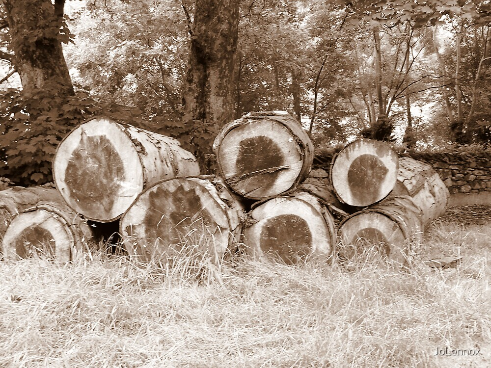 Logs by JoLennox