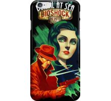 Bioshock Infinite: Burial At Sea Poster iPhone Case/Skin