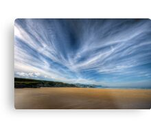 A Donegal Beach Metal Print