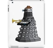 Jazzy dalek iPad Case/Skin