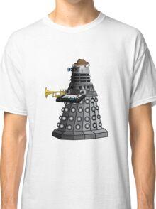 Jazzy dalek Classic T-Shirt
