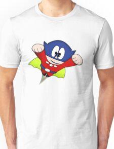 Arcade Classic - Bomb Jack Figure Unisex T-Shirt