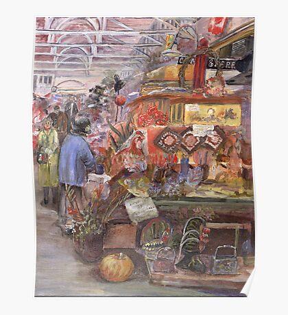 Saint John City Market Poster