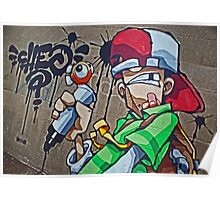 Cheo- I can scribble! Poster