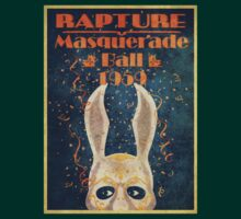 Bioshock: Rapture Masquerade ball 1959 T-Shirt