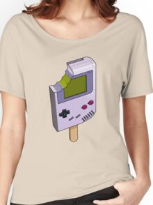 Game Boy Icicle Women's Relaxed Fit T-Shirt