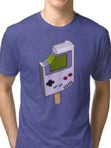 Game Boy Icicle Tri-blend T-Shirt