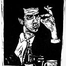 Nick Cave  by ffarff