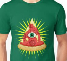 In Pizza We Trust Unisex T-Shirt