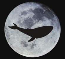 The Whale In The Moon Kids Clothes