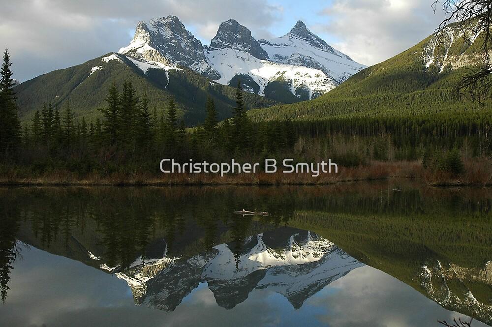 Calmness by Christopher B Smyth