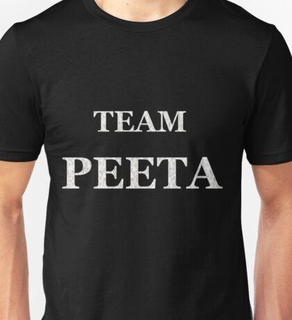 Team Peeta Unisex T-Shirt