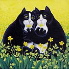 Buttercups by vickymount
