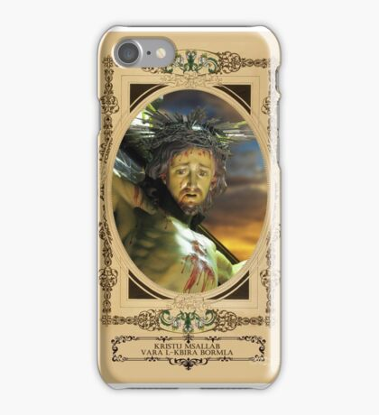 The Crucifixion iPhone Case/Skin