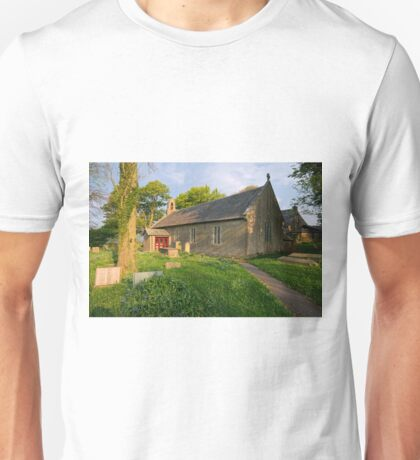 St Johns Church, Helsinton  Unisex T-Shirt