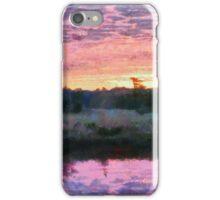 Monet Inspired Sunrise iPhone Case/Skin