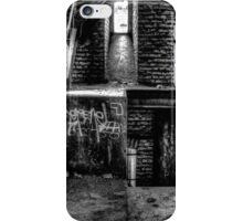 Inside the old mine iPhone Case/Skin