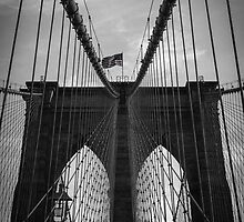 Brooklyn Bridge by Nicklas Gustafsson