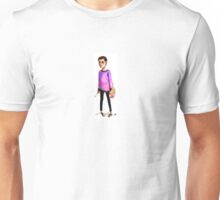Hipster Jim Moriarty Unisex T-Shirt