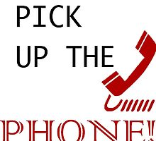 Pick Up The Phone by DARoma