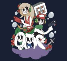 Cave Story by enoshimakuro