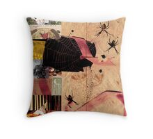 Cautionary Tale Throw Pillow