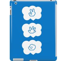 Janken iPad Case/Skin