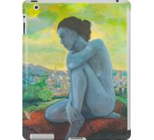 Anatomy of melancholia iPad Case/Skin