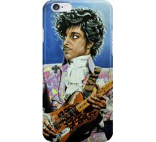 His Royal Purpleness iPhone Case/Skin