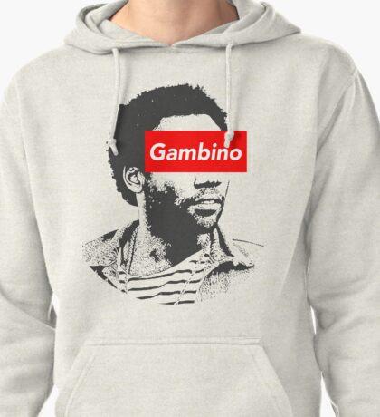 Childish Gambino art Pullover Hoodie