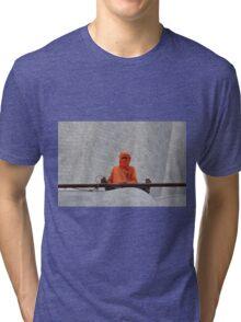 Buddha Builder Tri-blend T-Shirt