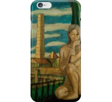 Nude and Chimney Stack iPhone Case/Skin