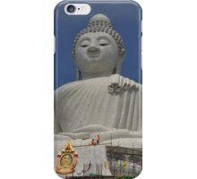Building Big Buddha iPhone Case/Skin