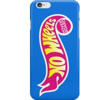 No Wheels: Hoverboard iPhone Case/Skin