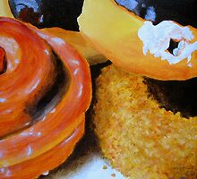 Donuts by Pamela Burger