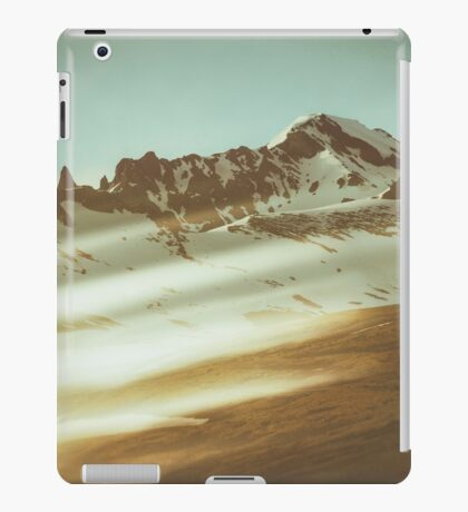 Into the mountains iPad Case/Skin