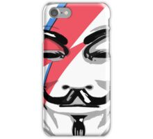 Guy Bowie iPhone Case/Skin