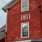 Front of Cider Mill by Pamela Burger