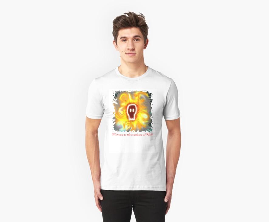 skull tshirt by MrFixIt