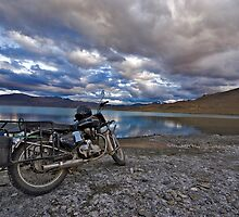 Royal Enfield by Prabhu B
