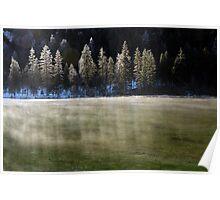 Winter Haze Poster