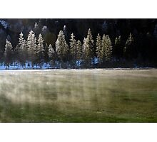 Winter Haze Photographic Print
